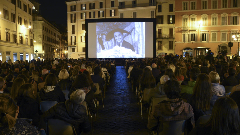 Piazza di Spagna - Festa del Cinema