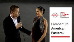 American Pastoral - preapertura