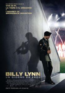 Poster Billy Lynn - Un giorno da eroe
