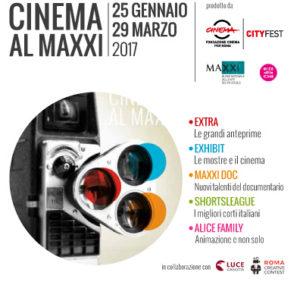 copertina cinema al maxxi
