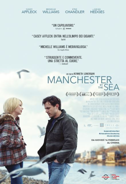 Poster Manchester by the Sea 2