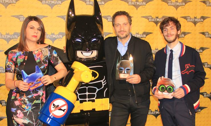 anteprima Lego Batman