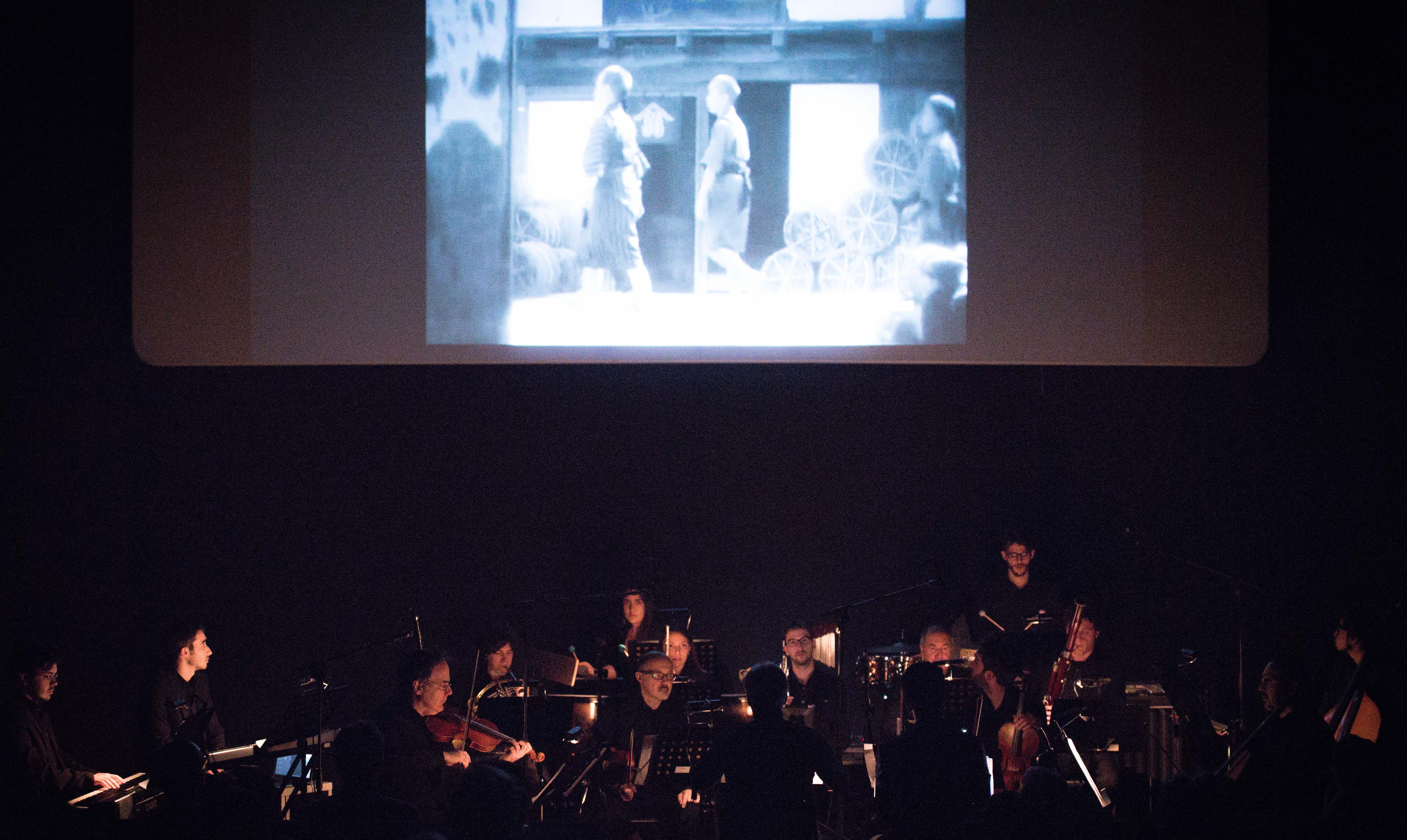 Ensemble Istituto Boccherini di Lucca al MAXXI