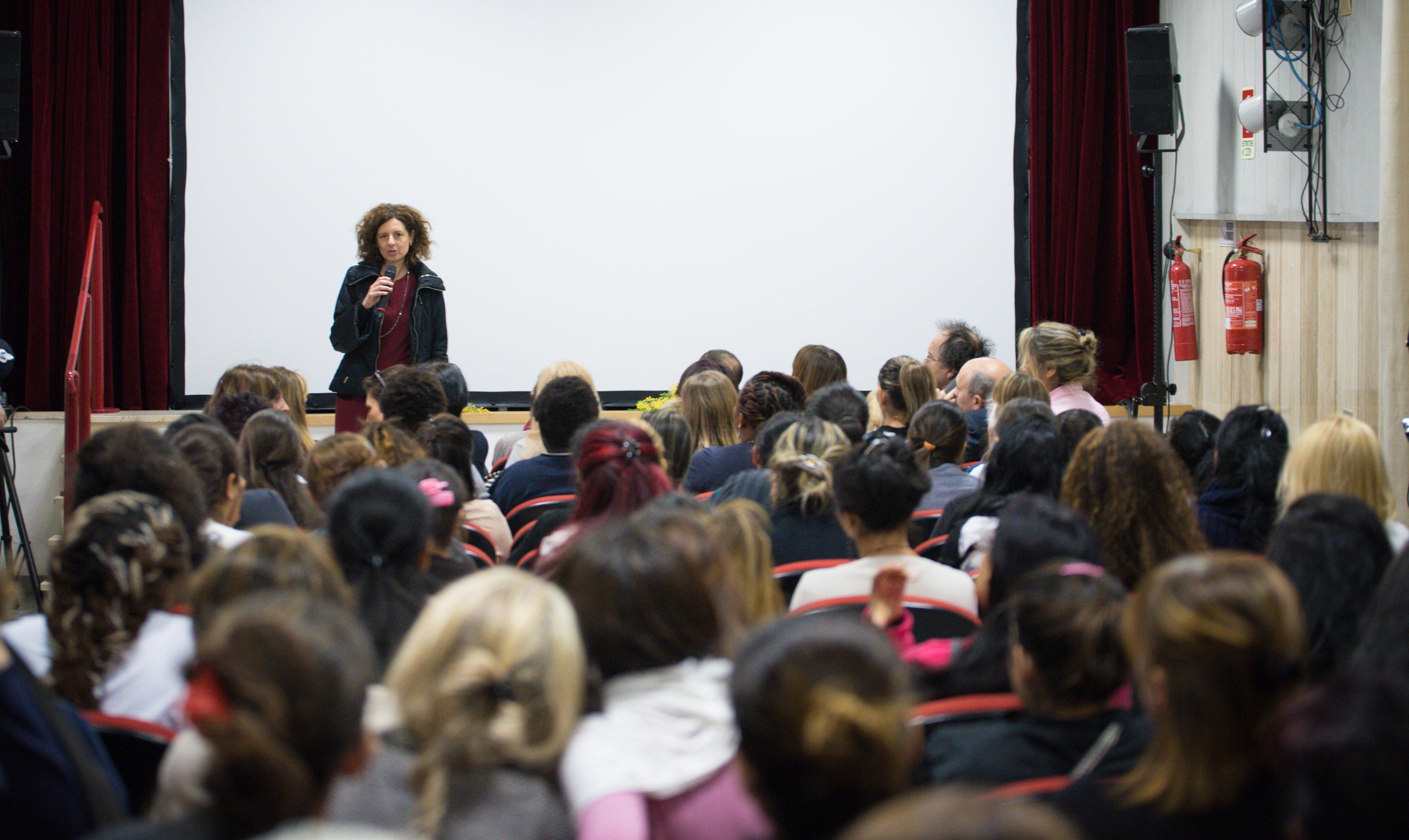 Teatro Rebibbia Femminile