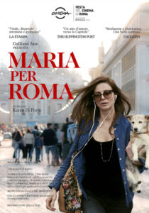 Poster Maria per Roma