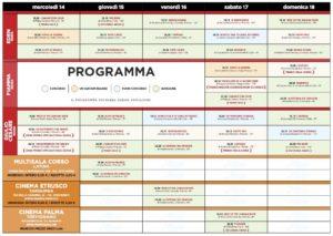 anteprima programma Cannes a Roma 2017