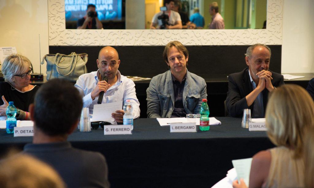 Notti di cinema a Piazza Vittorio - Conferenza stampa