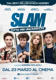 locandina Slam - Tutto per una ragazza