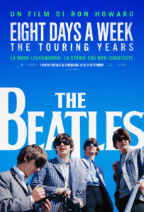 manifesto The Beatles - Eight Days a Week
