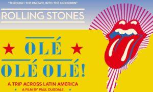 the rolling stones olé olé olé