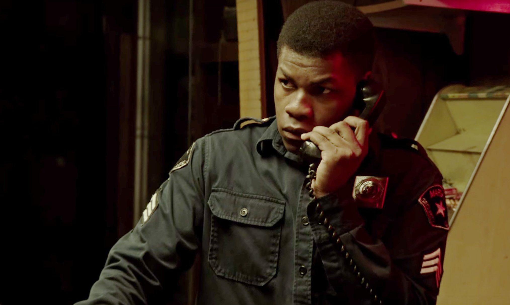 Detroit - John Boyega