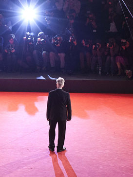 Red Carpet David Lynch | foto Luca Dammicco / Fondazione Cinema per Roma