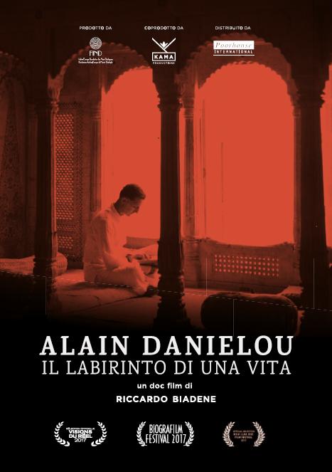 Alain Daniélou_locandina