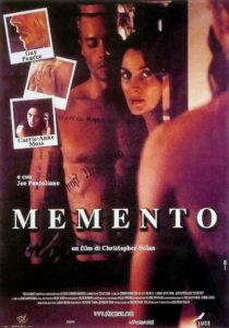 locandina Memento