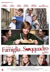 la mia famiglia a soqquadro poster