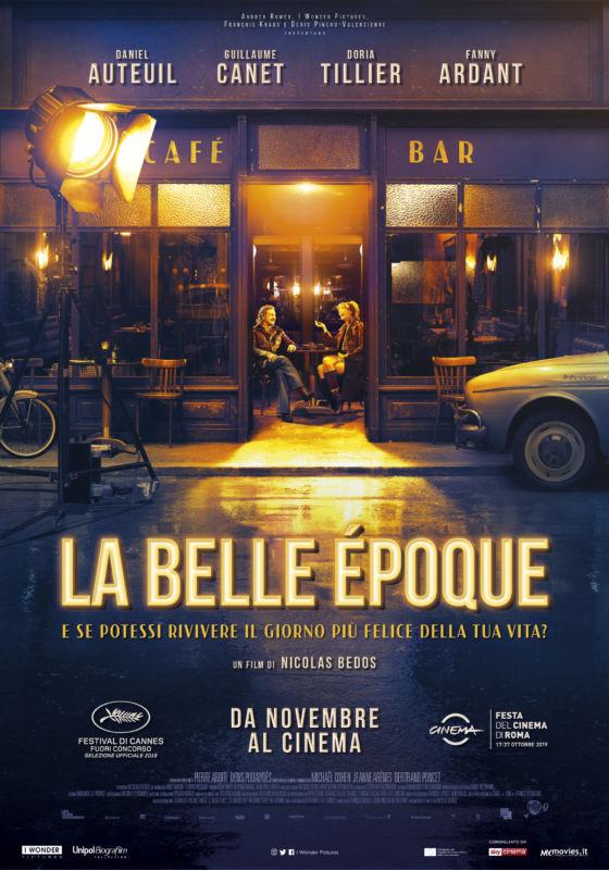 La Belle Epoque poster