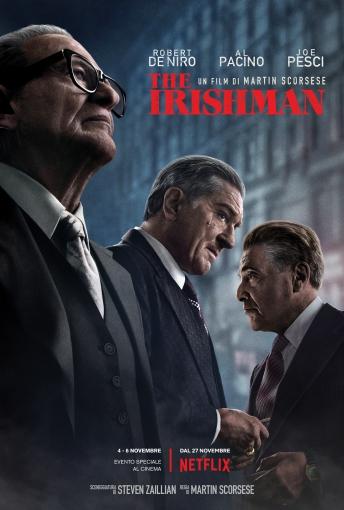irishman poster