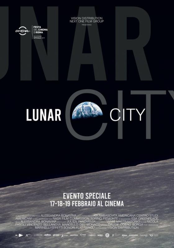 Locandina Lunar City