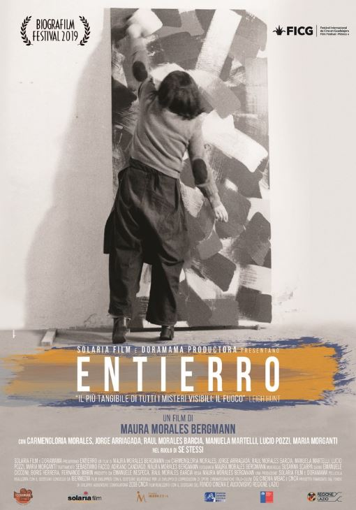 poster Entierro