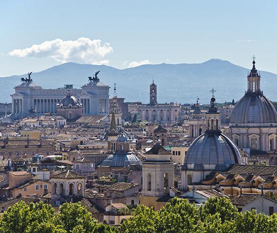 ROME CITY OF FILM