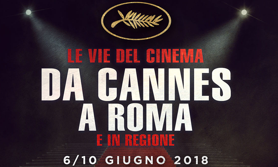 Cannes a Roma