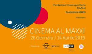 Cinema al MAXXI orizzontale