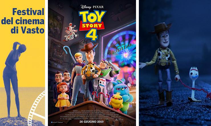 Toy Story 4 Vasto