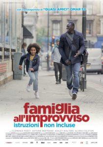 famiglia all'improvviso poster