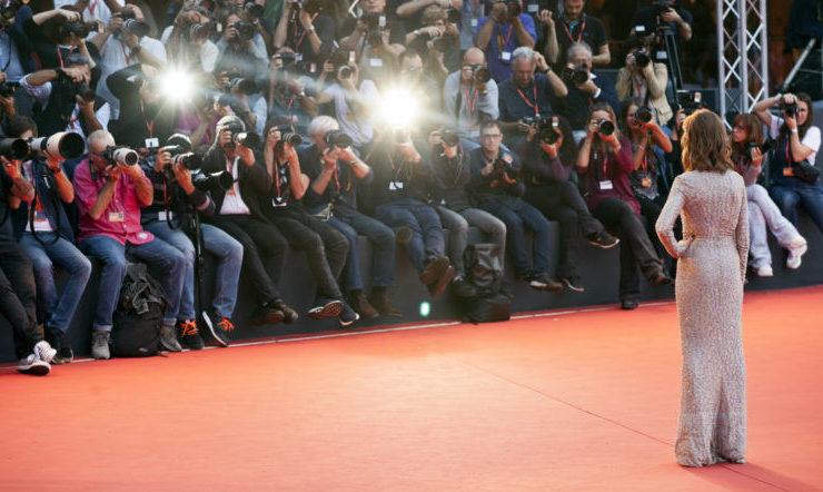 "Festa del Cinema di Roma 2018 - Red Carpet ""Isabelle Huppert"""