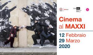 Cinema al MAXXI POSTER 2020