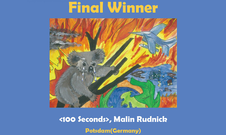 100 seconds Malin Rudnick