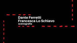 Ferretti Lo Schiavo Backstage