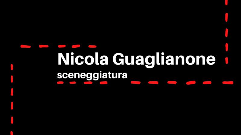 Guaglianone Backstage